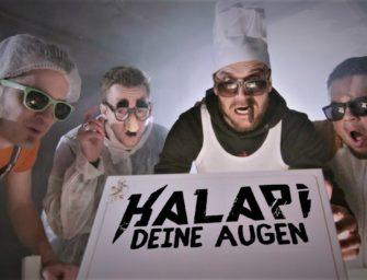 "Kalapi neue Single ""Deine Augen"""