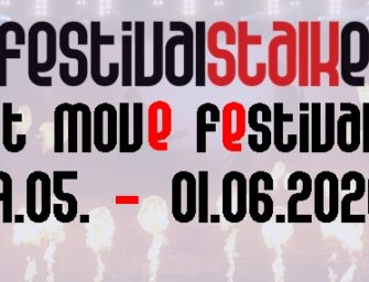 Festivalstalker Pfingst Move Festival – Der Festivallivestream