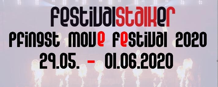 Festivalstalker Pfingst Move Festival - Der Festivallivestream