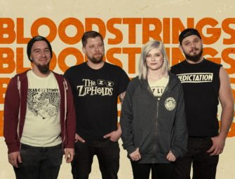 Der Festivalstalker kooperiert mit The Bloodstrings