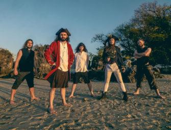 """ALESTORM veröffentlichen eine neue Single """"Pirate Metal Drinking Crew"""""""