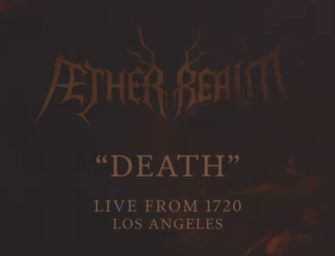 """Aether Realm veröffentlichen Live Performance von """"Death"""""""