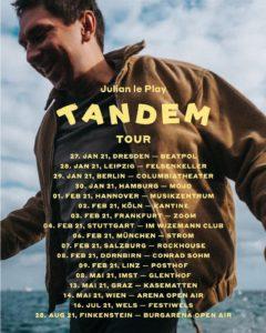 """Julian le Play im Interview zu seinem neuen Album """"Tandem"""""""