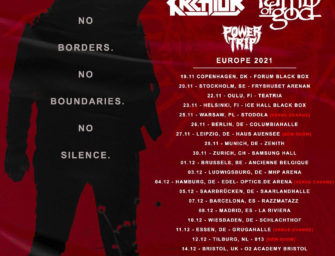 Lamb Of God kommen mit Kreator auf State Of Unrest Tour 2021
