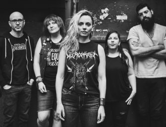 WAR ON WOMAN kündigen neues Album an