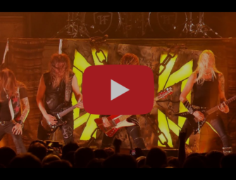 Hammerfall veröffentlicht Video für die zweite Single Keep The Flame Burning