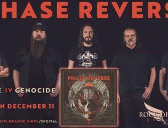 PHASE REVERSE kündigen neues Album an!