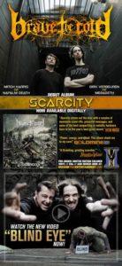 Megadeth- und Napalm-Death-Mitglieder präsentieren Brave The Cold: neues Video