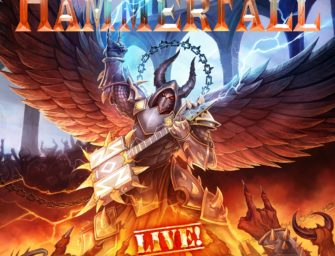 HAMMERFALL – Live! Against The World Review