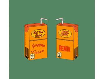 Der Festivalstalker kooperiert mit Kid The Child zu Happy Juice Remix