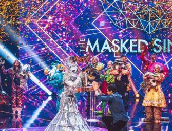 Sarah Lombardi gewinnt bei The Masked Singer