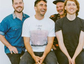 Sonniger Garagenrock aus Sydney: PALMS mit neuer Single!