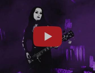 Bloody Hammers veröffentlicht Retro-Sci-Fi-Musikvideo