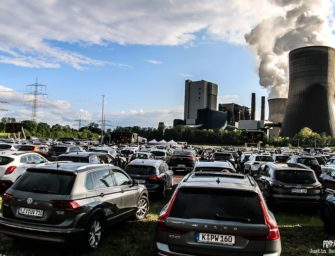 Brings Drive-In Konzert am Kraftwerk Niederaußem – Fotos