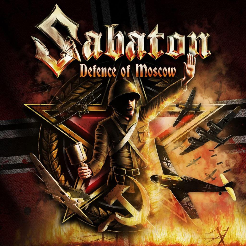 "Sabaton kündigen ihre neue Single ""Defence of Moscow"" an!"