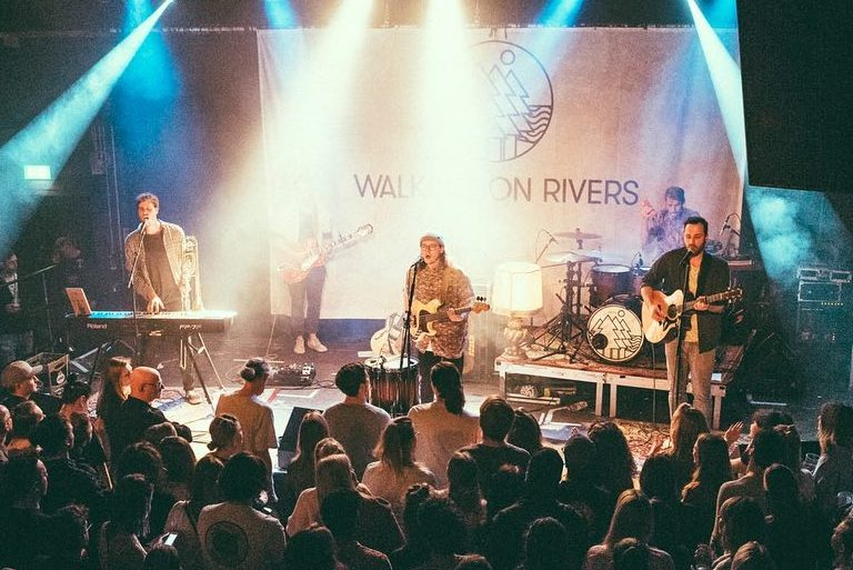 """Walking on Rivers - """"Time To Lose Control"""" EP-Review"""