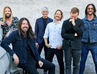 Foo Fighters kündigen Bee-Gees-Tributalbum an!