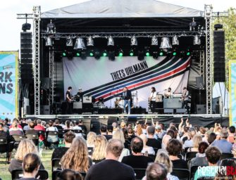 Thees Uhlmann bei den Juicy Beats Park Session in Dortmund  – Fotos