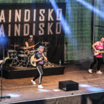 Captain Disko im Stadion Niederrhein in Oberhausen – Fotos