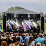Fury in the Slaughterhouse bei den Juicy Beats Park Session in Dortmund - Fotos