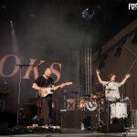 Picknick Konzert Giant Rooks in Leipzig - Fotos