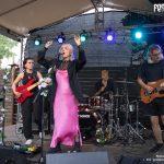 Mia Morgan in Leipzig - Fotos